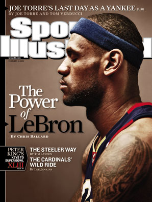Lebron james essay