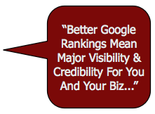 better google ranking