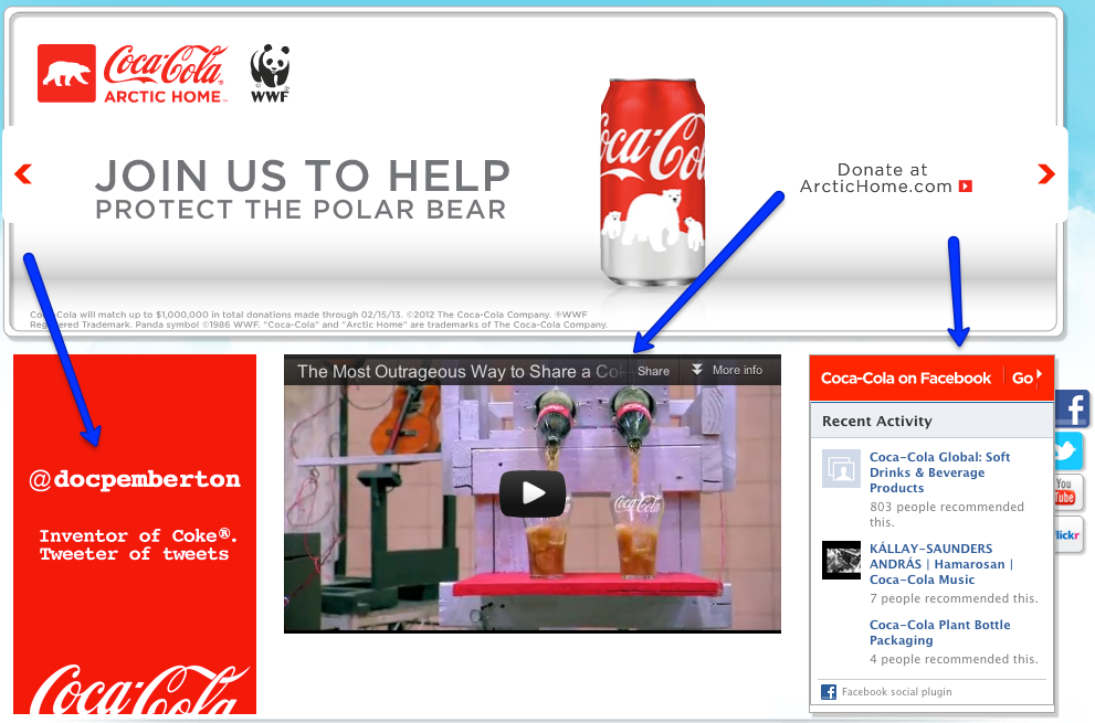 painless content marketing coke