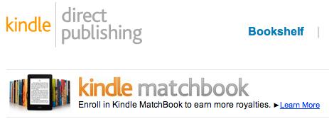 matchbook kdp program