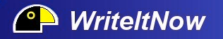 write it now writing software