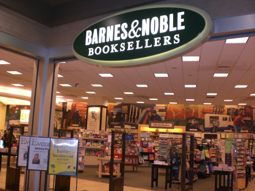 barnes and noble gone
